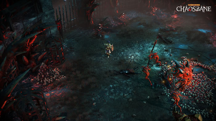 「Warhammer: Chaosbane」