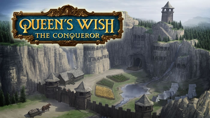 「Queen's Wish: The Conqueror」