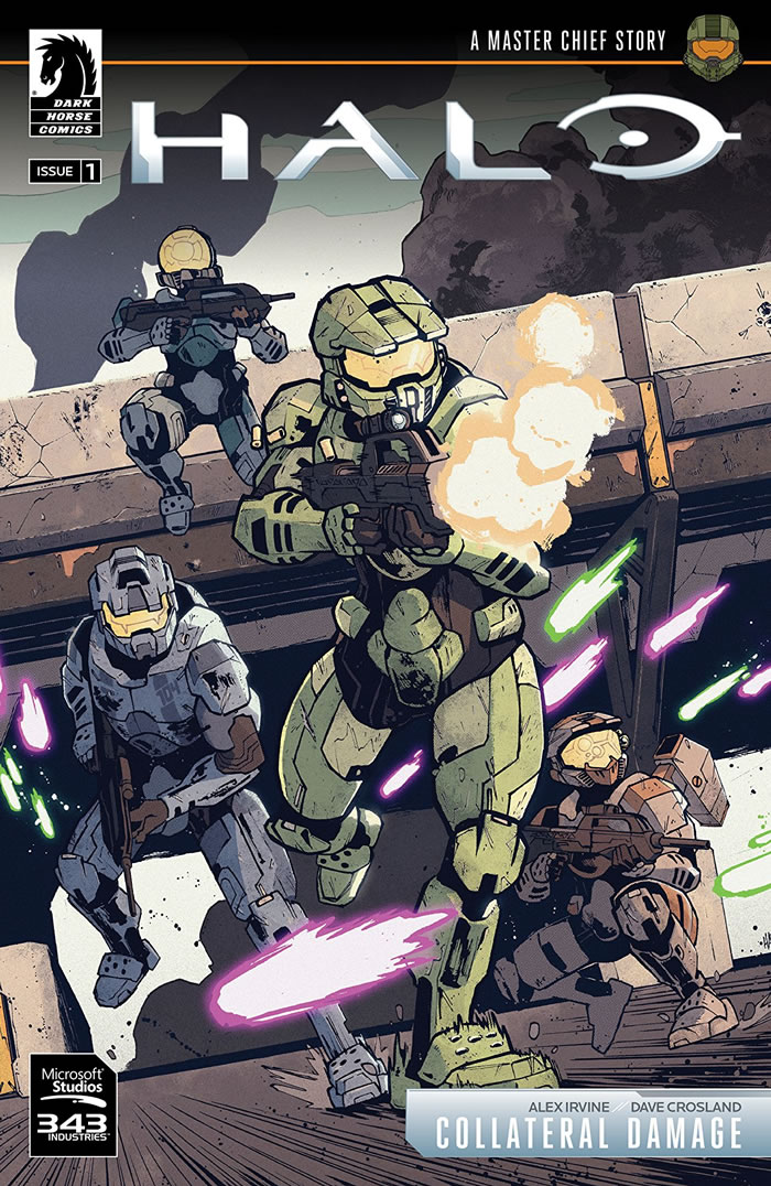 「Halo: Collateral Damage」