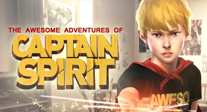 「The Awesome Adventures of Captain Spirit」