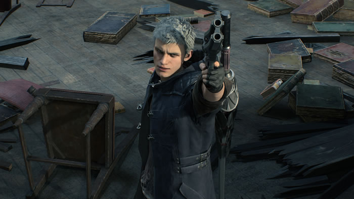「Devil May Cry 5」