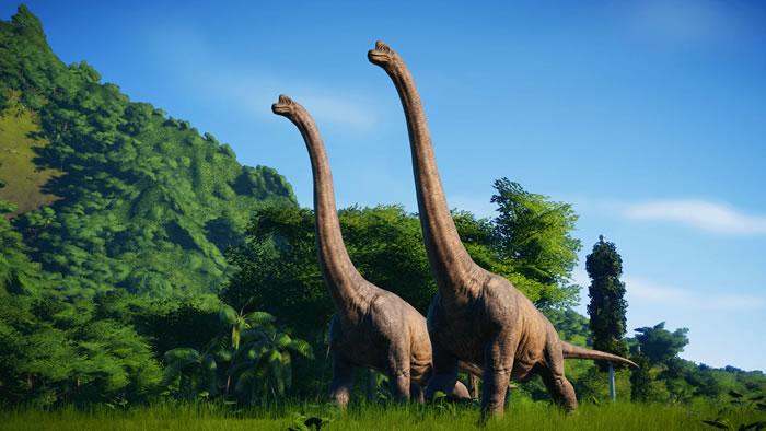 「Jurassic World Evolution」