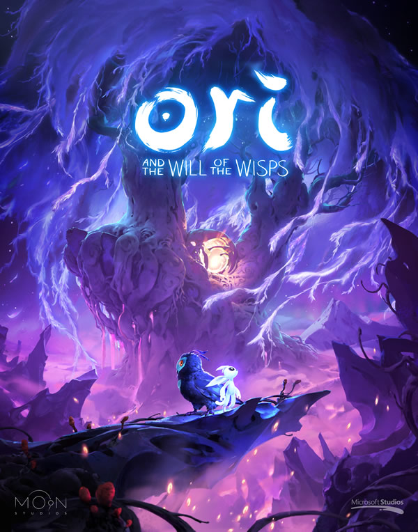 「Ori and the Will of the Wisp」