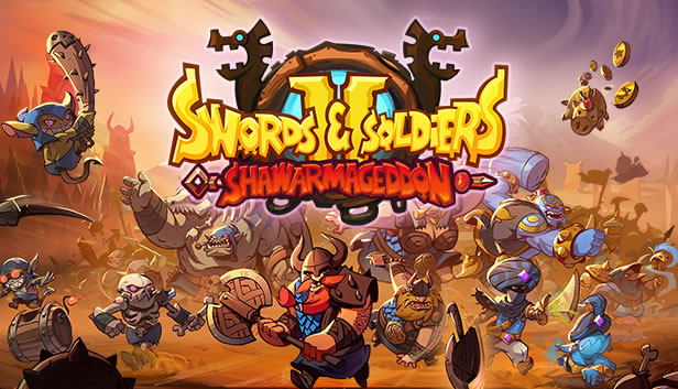 「Swords & Soldiers II Shawarmageddon」