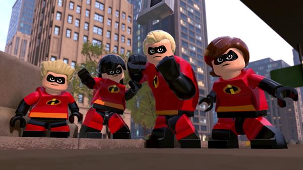「LEGO The Incredibles」