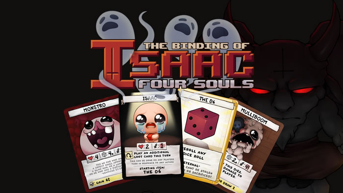 「The Binding of Isaac: Four Souls」