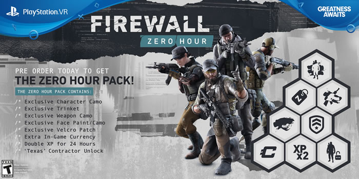 「Firewall Zero Hour」