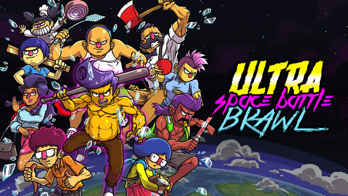 「Ultra Space Battle Brawl」