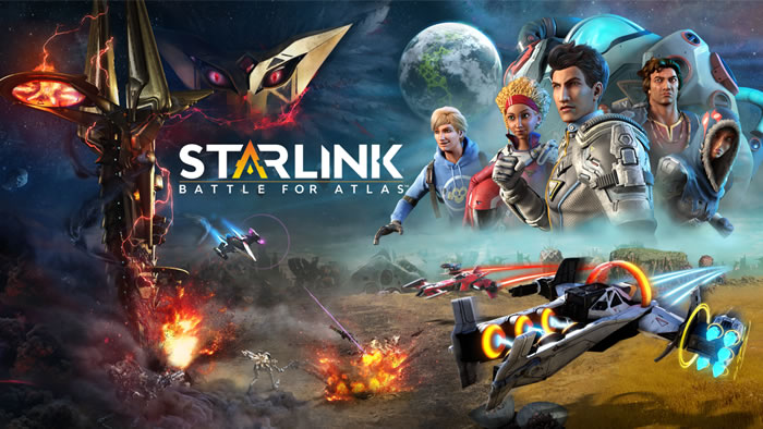 「Starlink: Battle for Atlas」