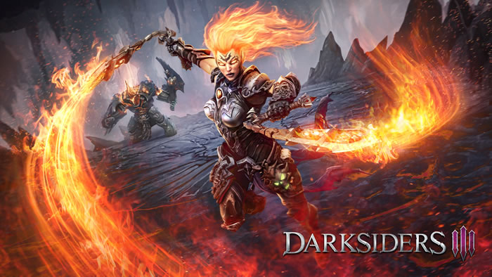 「Darksiders III」