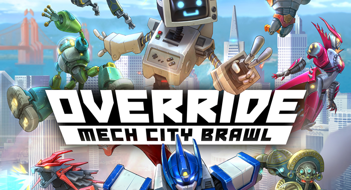 「Override: Mech City Brawl」