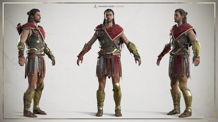 「Assassin's Creed Odyssey」