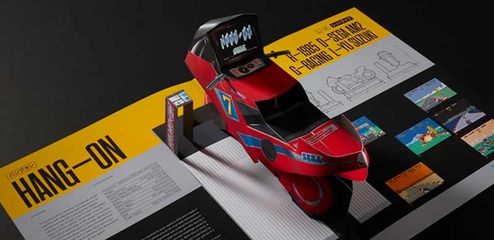 「SEGA Arcade: Pop-Up History」