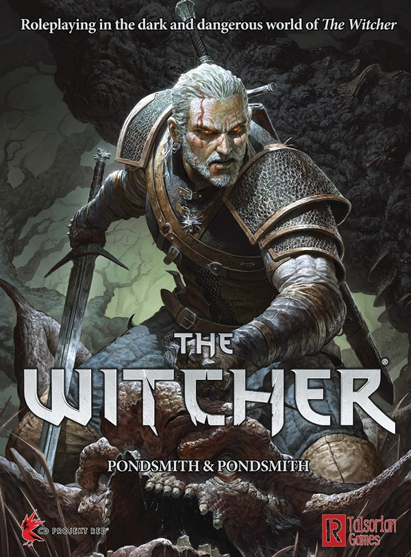 「The Witcher Role-Playing Game」