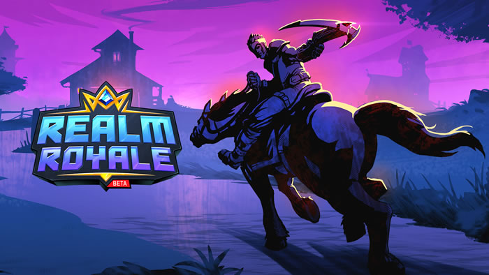 「Realm Royale」