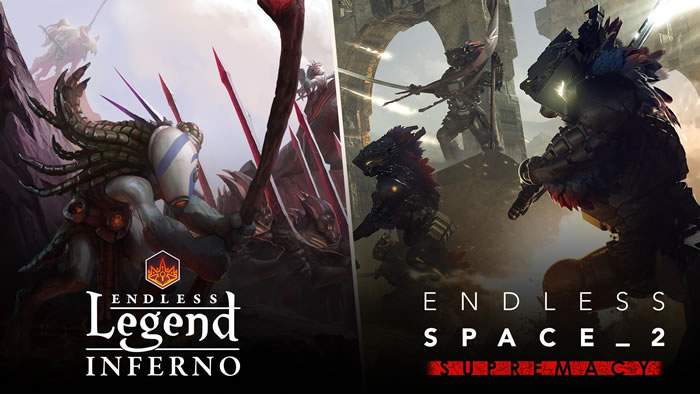 「Endless Legend」「Endless Space 2」