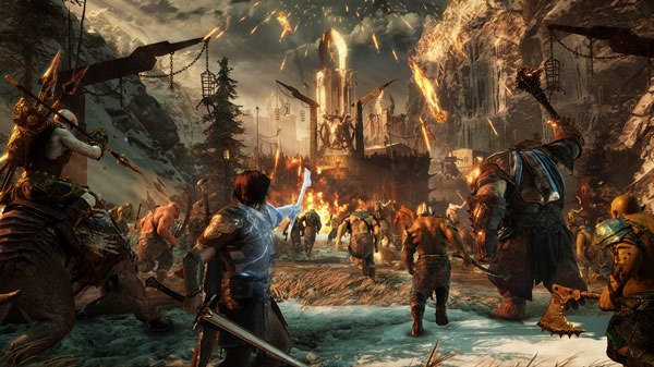 「Middle-earth: Shadow of War Definitive Edition」