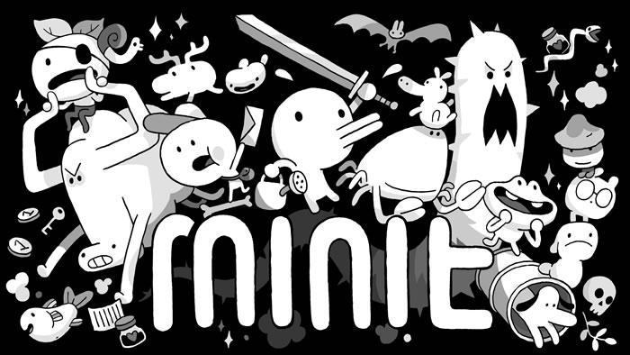 「Minit」