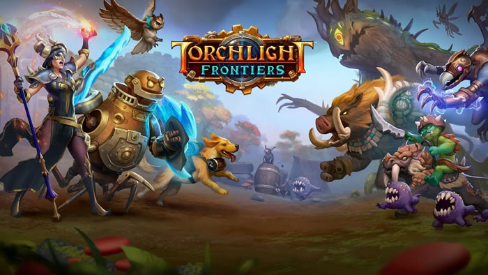 「Torchlight Frontiers」