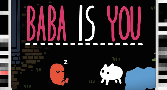 「Baba is You」