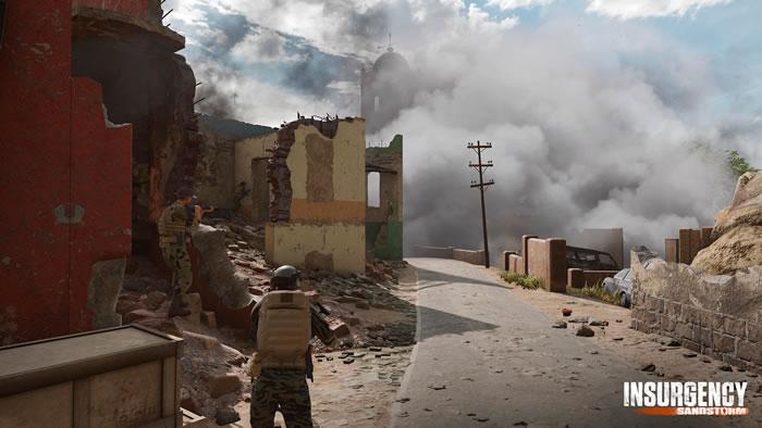 「Insurgency: Sandstorm」