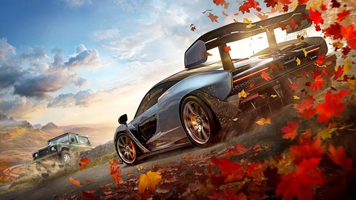 「Forza Horizon 4」