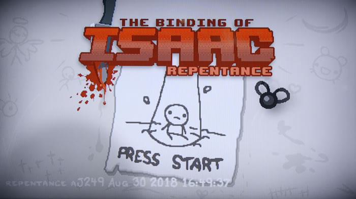 「The Binding of Isaac: Repentance」