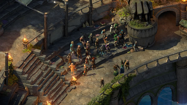 「Pillars of Eternity II: Deadfire」