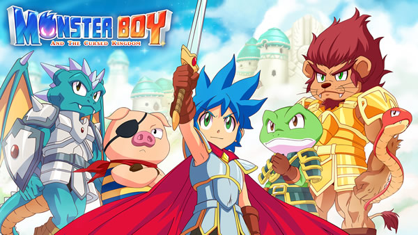 「Monster Boy and the Cursed Kingdom」