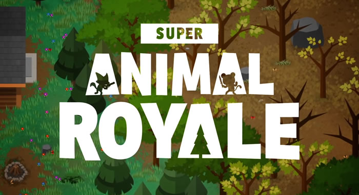 「Super Animal Royale」
