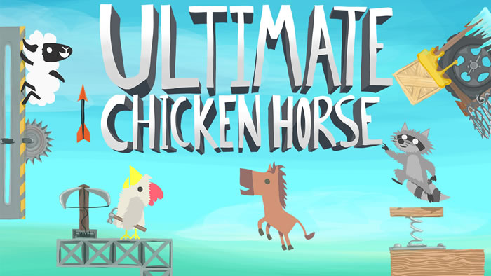 「Ultimate Chicken Horse」