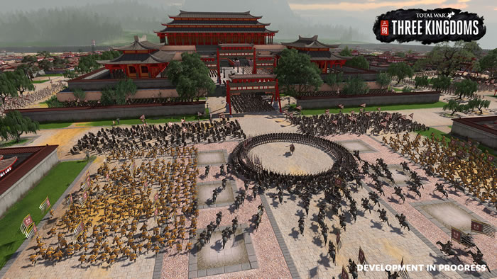 「Total War: Three Kingdoms」