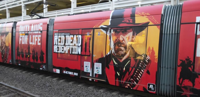 「Red Dead Redemption 2」