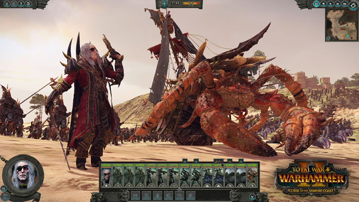 「Total War: WARHAMMER II」