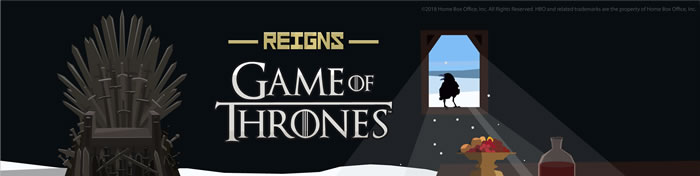 「Reigns: Game of Thrones」