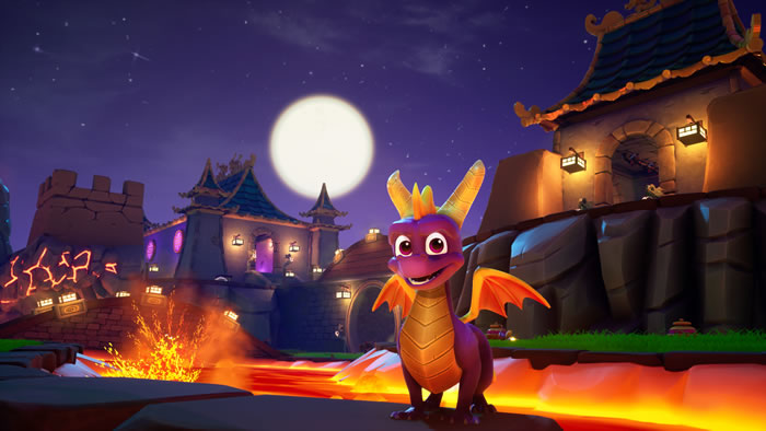 「Spyro Reignited Trilogy」