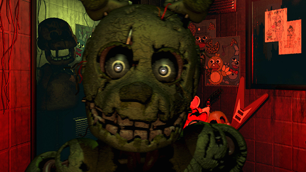 「Five Nights at Freddy's」