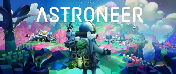 「Astroneer」