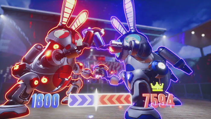 「Rabbids Team Battle」