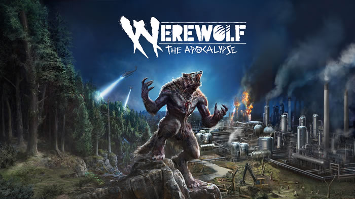 「Werewolf: The Apocalypse」