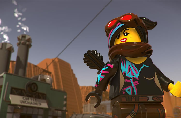 「The LEGO Movie 2 Videogame」