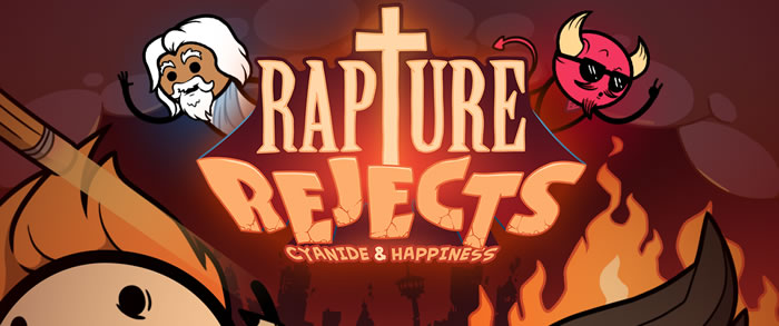 「Rapture Rejects」