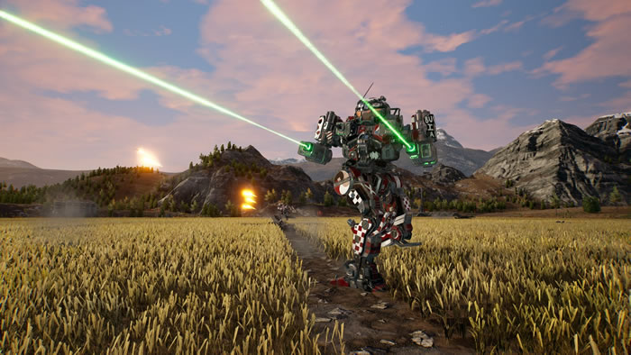 「MechWarrior 5: Mercenaries」