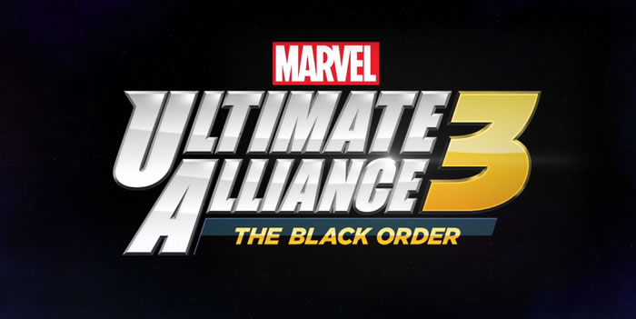 「Marvel: Ultimate Alliance 3: The Black Order」