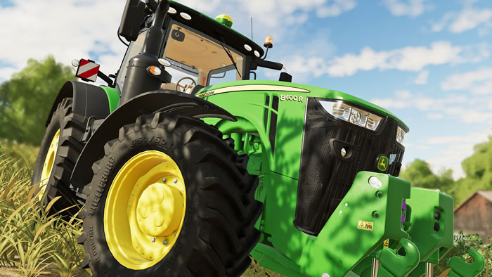「Farming Simulator 19」