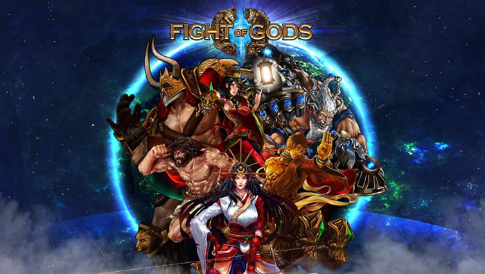 「Fight of Gods」
