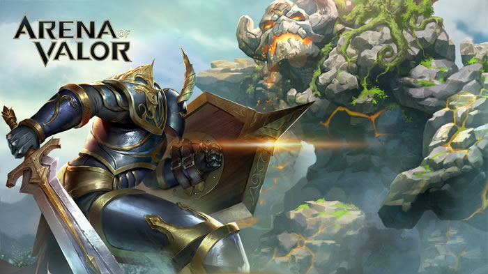 「Arena of Valor」