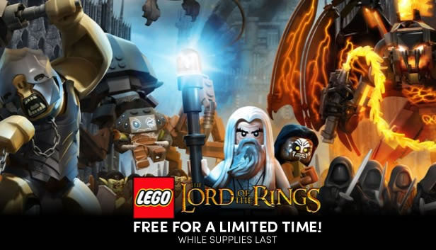 「LEGO Lord of the Rings」