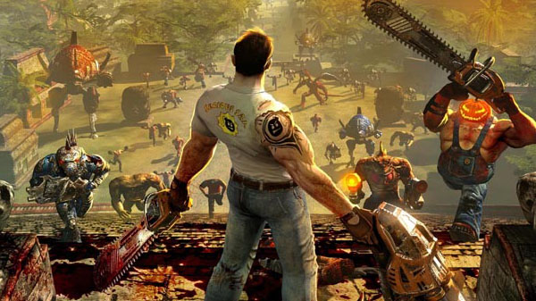 「Serious Sam Collection」