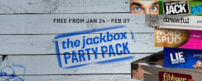 「The Jackbox Party Pack」